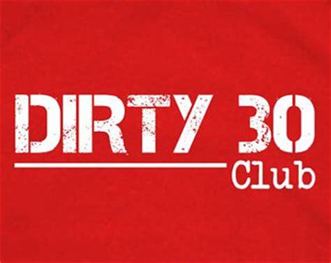Dirty thirty book reviews